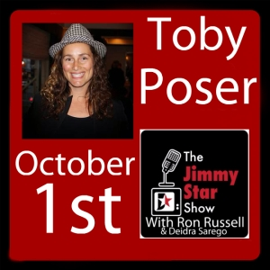 Toby Poser on The Jimmy Star Show